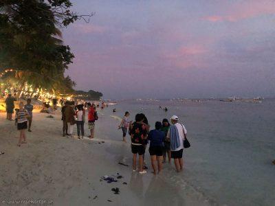 Alona Beach Nightlife, Panglao
