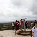 Chocolate Hills Complex viewing deck