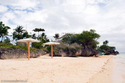 Paradise beach, Bantayan