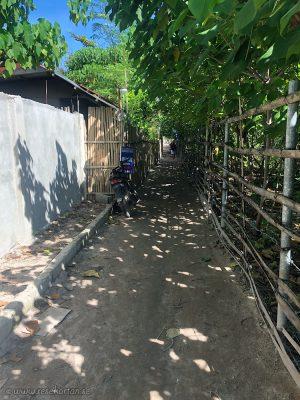 Road in Malapascua