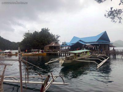 Sohoton Cove Gathering Place