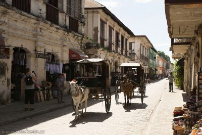 Vigan Crisologo Street