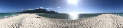 White Island, Camiguin panorama