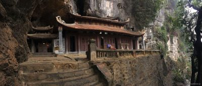 At Bich Dong Pagoda, Ninh Binh