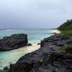 Black rock beach, Rarotonga