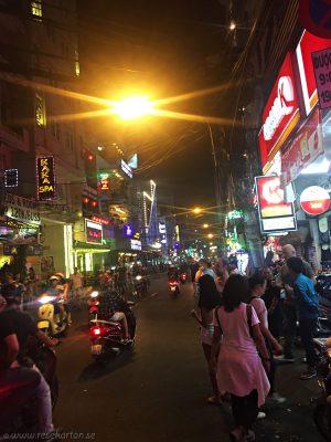 Bui Vien Street, Ho Chi Minh City