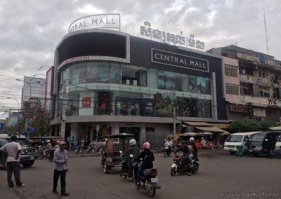 Central Mall, Phnom Penh