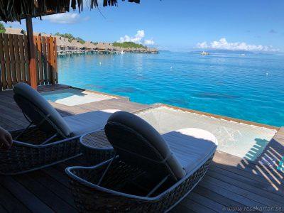 Conrad Bora Bora Nui - Overwater villa