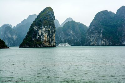 Journey in Halong Bay