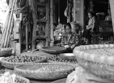 Dong Xuan Market, Hanoi