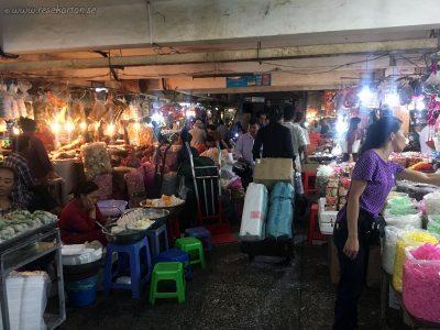 Old Market, Phnom Penh