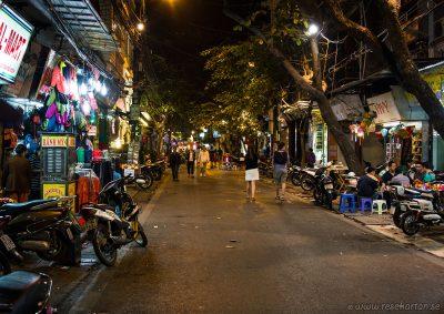 Pho ma may, Hanoi