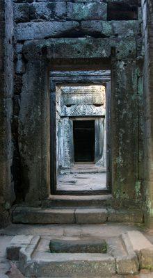 Portals in Angkor