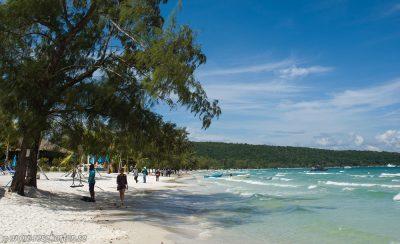 Saracen Bay, Koh Rong Samloem
