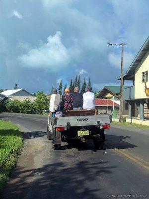 Teking Tours, Aitutaki