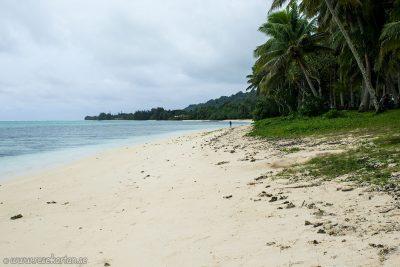 Turoa beach, Rarotonga