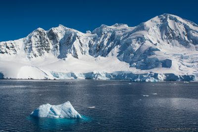 Cruising in Antarctica