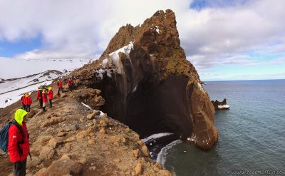 Neptuns Window, Deception Island