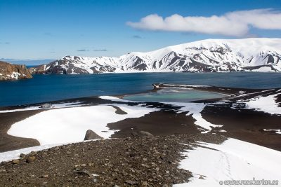 Ronald Hill, Deception Island